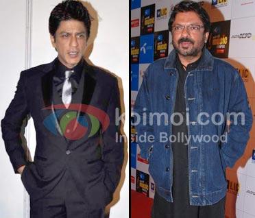Shah Rukh Khan & Sanjay Leela Bhansali To Clash Again