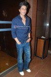 Shah Rukh Khan At Baba Siddique's Son Zeeshan's Birthday Bash