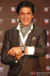 Shah Rukh Khan at the unveiling of TAG Heuer India Racing Limited Edition