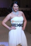 Sonakshi Sinha Ramp Walk At HDIL Couture Week 2010 Show