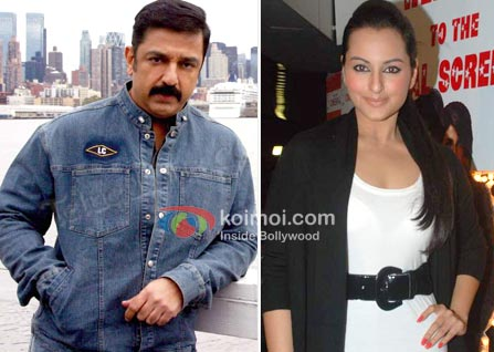 Sonakshi Sinha To Play Kamal Hassan's Wife In Desi Hannibal