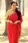 Sonakshi Sinha gleams in a bright red saree