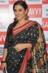 Vidya Balan unveils the cover of Magna publication Savvy magazine