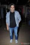 Vishal Bhardwaj At 'The Artist' Movie Screening