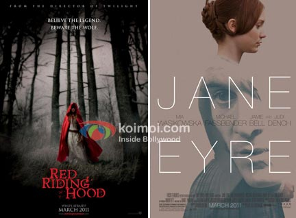 Red Riding Hood, Jane Eyre