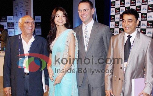 Yash Chopra, Anushka Sharma, Kamal Hassan