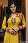 Zarine Khan at FUEL The Fashion Store new collection launch