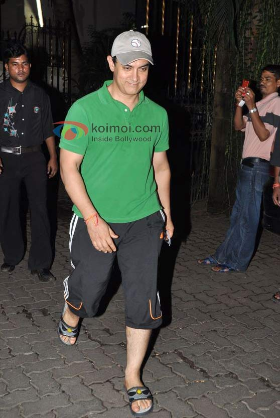 Aamir Khan Cap Fashion