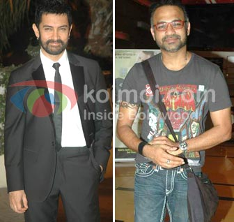 Aamir Khan, Abhinay Deo (Aamir Khan Is The Best Producer: Abhinay Deo)