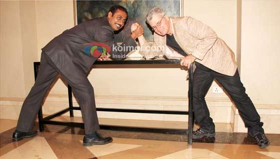 Abhinav Kashyap, Australian Director Bill Bennett