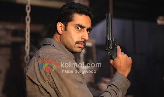 Abhishek Bachchan (Dum Maaro Dum Movie Stills)
