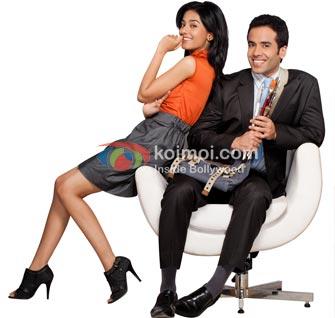 Tusshar Kapoor & Amrita Rao's Mutual Admiration Society (Amrita Rao, Tusshar Kapoor Love You… Mr. Kalakaar! Stills)