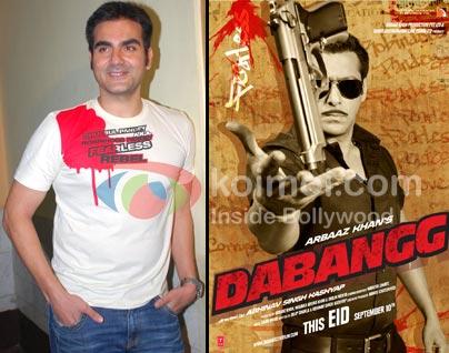 Arbaaz Khan Still Raking In Money From Dabangg Movie