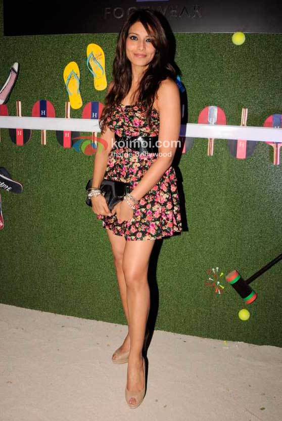 Bipasha Basu In A Floral Dress