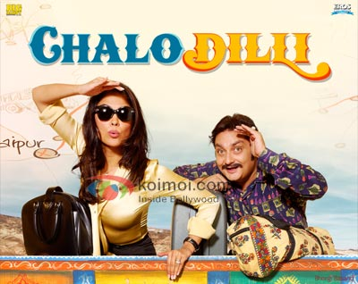 Chalo Dilli Review (Chalo Dilli Movie Wallpaper)
