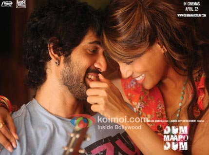 Rana Daggubati, Bipasha Basu (Dum Maaro Dum Movie Review)
