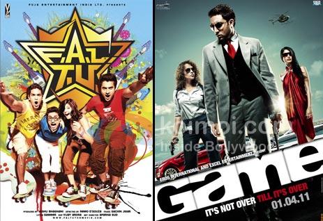 FALTU Movie Poster, Game Movie Poster