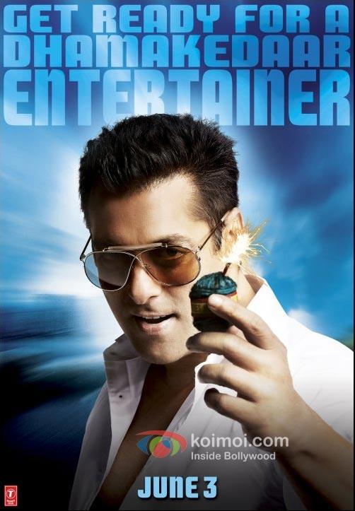 First Look Of Salman Khan's Ready (Salman Khan Ready Movie First Look)