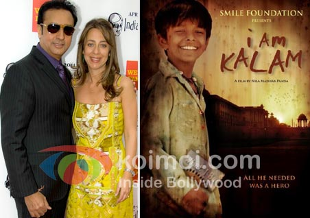 'I Am Kalam' Wins Best Feature Film At Los Angeles (Gulshan Grover, Christina Marouda, I Am Kalam Movie Poster)