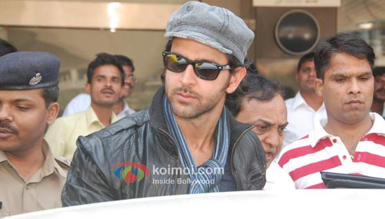 Hrithik Roshan Cap Fashion