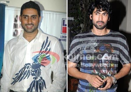 Is Rana Daggubati's Role Bigger Than Abhishek Bachchan's In Dum Maaro Dum?