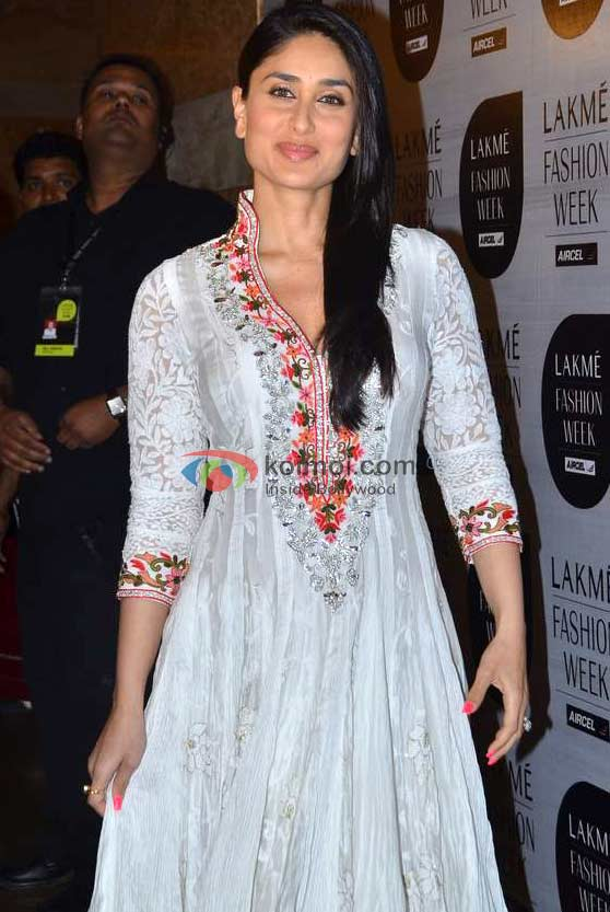 Kareena Kapoor In A Floral Dress