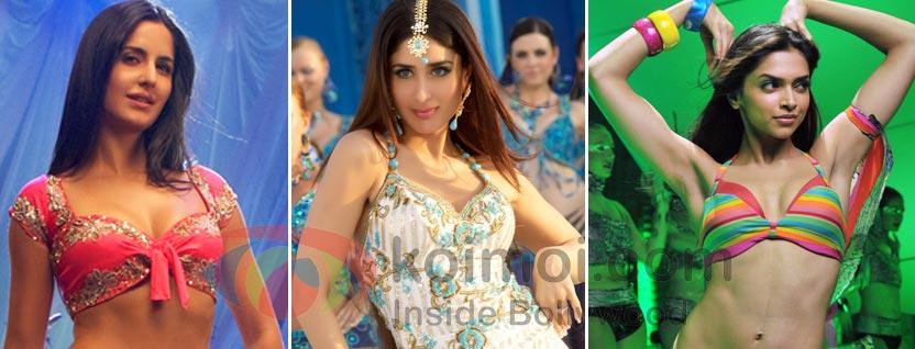 Katrina Kaif, Kareena Kapoor Or Deepika Padukone – Your Favourite Bollywood Item Number