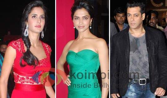Katrina Kaif Out, Deepika Padukone In Salman Khan's Next?