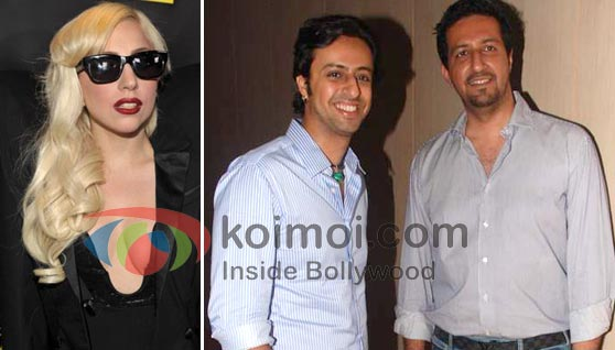 Lady Gaga Goes Desi With Salim-Sulaiman Merchant