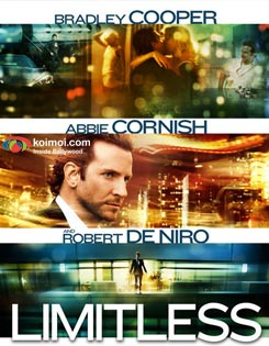 Limitless Preview (Limitless Movie Poster)
