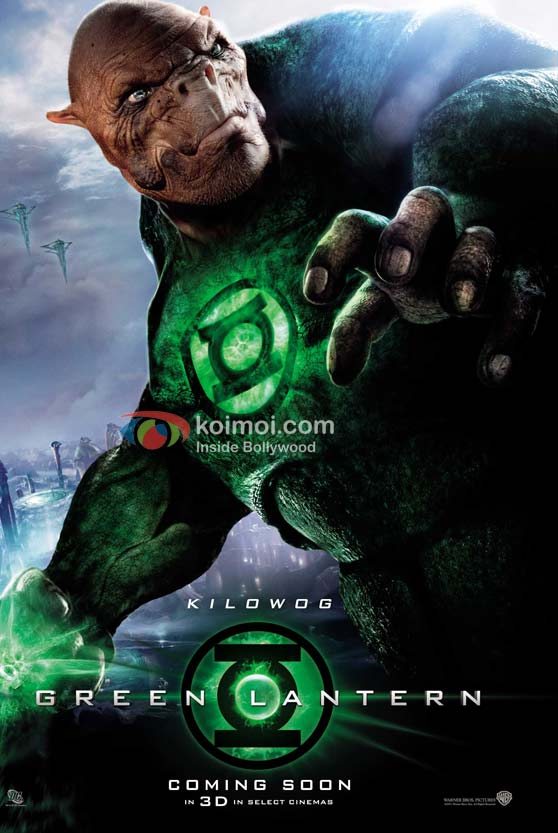 Michael Clarke Duncan (Green Lantern Movie First Look Poster)