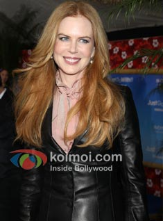 Nicole Kidman's Funny Bone