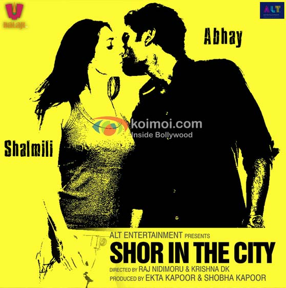 Preeti Desai, Sendhil Ramamurthy (Shor In The City Movie Poster)