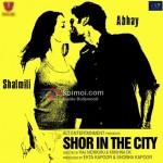 Preeti Desai, Sendhil Ramamurthy (Shor In The City Movie Posters)