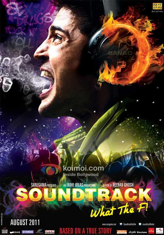 Rajeev Khandelwal (Soundtrack Movie First Look Poster)