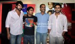 Rana Daggubati, Prateik Babbar, Rohan Sippy, Abhishek Bachchan