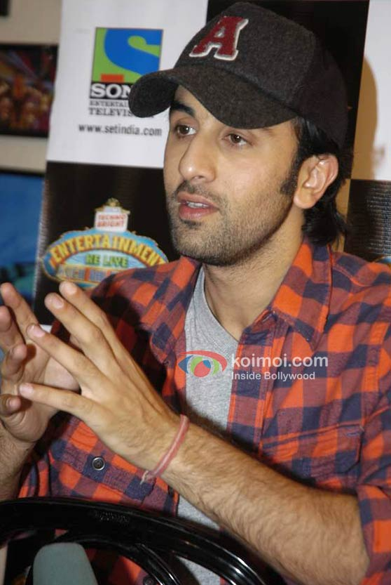 Ranbir Kapoor Cap Fashion