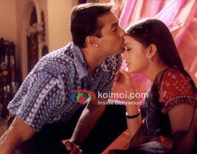 Salman Khan, Aishwarya Rai (Hum Dil De Chuke Sanam Movie Stills)