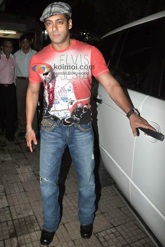 Salman Khan Cap Fashion