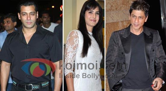 Salman Khan, Katrina Kaif & Shah Rukh Khan: The Pen Wars
