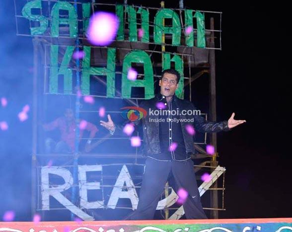 Salman Khan (Ready Movie Music Launch)