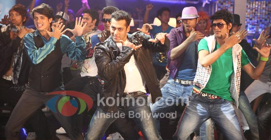 Salman Khan Ready Movie Song Dheela Character Stills