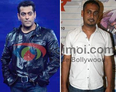 Salman Khan, Abhinav Kashyap  (Salman Khan's Dabangg 2:The Real Story)