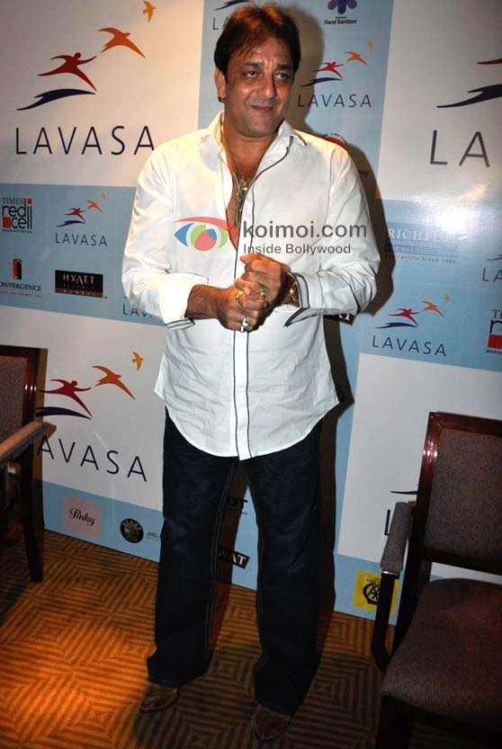 Sanjay Dutt At Lavasa Women's Car Rally Award Ceremony