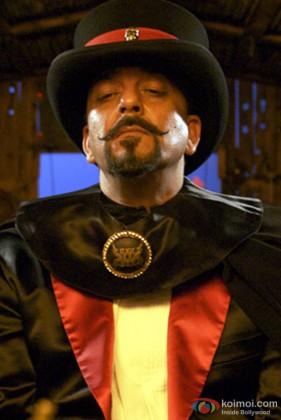 Sanjay Dutt the magician in Aladin Movie