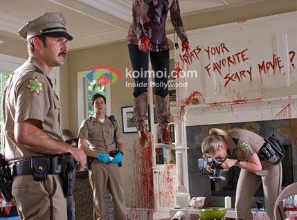 Scream 4 Review (Scream 4 Movie Stills)