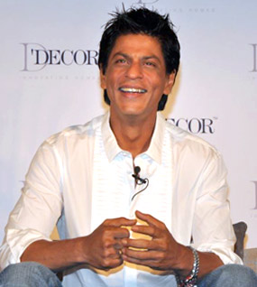 Shah Rukh Khan's Whirlwind Ad With Rensil