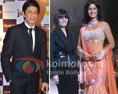 Shah Rukh Khan Joins Katrina Kaif In Jewellery Brand