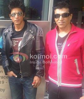 Shah Rukh Khan, Karim Morani
