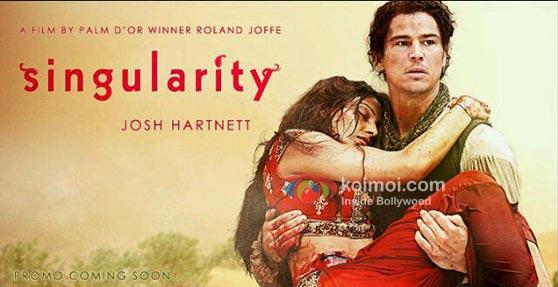 Are Bipasha Basu & Josh Hartnett New Sweethearts? (Bipasha Basu, Josh Hartnett Singularity Movie First Look)